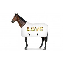 RS4 Stall- und Weidedecke LOVE