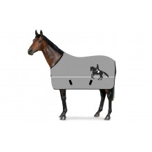 RS4 Stall- und Weidedecke Dressur grau