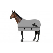 RS4 Stall- und Weidedecke Springer grau