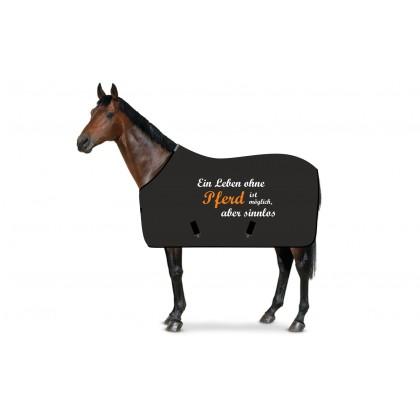SweatStar Abschwitzdecke ohne Pferd