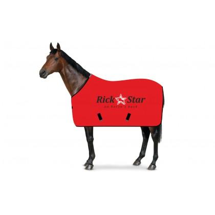 RS4 Stall- und Weidedecke RickStar rot