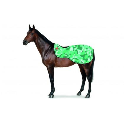 SpeedStar Ausreit- und Nierendecke Camouflage Mint